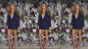 beyoncé s decorations include a lemonade inspired tree