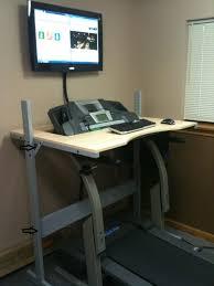 Computer Desk Treadmill Jerker Treadmill Desk Ikea Hackers