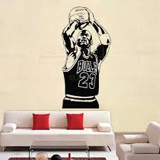 aliexpress com buy new design michael jordan wall sticker vinyl