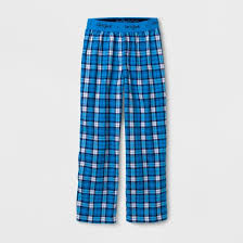 boys pajama cat blue plaid target