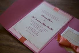 wedding pocket invitations download wedding invitations miami wedding corners