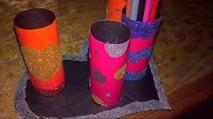 Idee Rouleau Papier Toilette Diy Rouleau De Papier Toilette Youtube