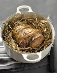 cuisiner une selle d agneau selle d agneau au foin régal
