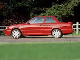 1991 u201394 nissan sentra se r coupe north america b13 u00271990 u201394