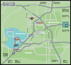 Orlando Parks Map by Disney Holiday Offers U0026 Deals 2015 2016 Travel City Direct