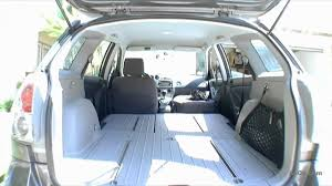 Toyota Prius Interior Dimensions Review Toyota Matrix 2005 Youtube
