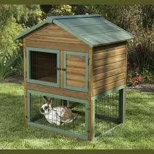 Rabbit Hutch Makers 12 Free Rabbit Hutch Plans And Designs