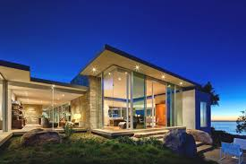 architecture luxurious house exterior color idea with gray wall