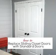 excellent replace sliding closet door u2013 gloanna win