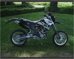 ktm 640 lc4 supermoto 2006 motorcycles catalog with