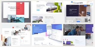 excellent corporate website designs for your inspiration