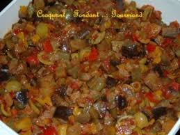 cuisine sicilienne caponata sicilienne recette ptitchef