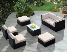 Outdoor Patio Furniture Cushions Home Decoration Modern And Sleek White Cushion Sets For Outdoor