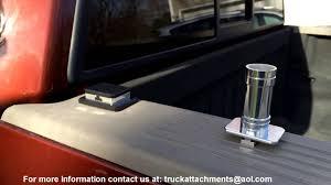 Whip Flag Stake Pocket Flag Holder For Pickup Trucks Youtube