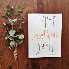 20 letterpress mother u0027s day card ideas you u0027ll love jayce o yesta