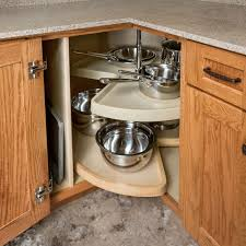 Storage Solutions For Corner Kitchen Cabinets Corner Cabinet Solutions Storage Solutions Custom Wood