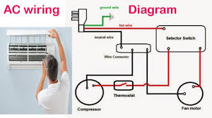 air conditioning circuit diagram bangladeshi maintenance work in