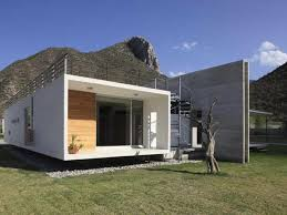 modern concrete house plans bungalow plus home inspirations in the