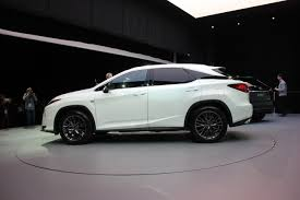 2016 lexus is clublexus lexus mega gallery 2016 lexus rx revealed at new york international