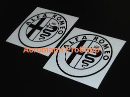 alfa romeo emblem acromann online shop