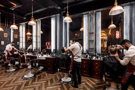 Bauhaus Hair By Reis Design Jack The Clipper Flagship Barbershop By Formroom London Uk