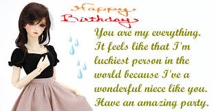 Niece Meme - 50 niece birthday quotes and images happy birthday wishes