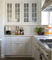 White Kitchen Cabinets Handles Country Kitchens With White - White kitchen cabinet hardware