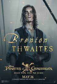 new posters for pirates of the caribbean 5 puts the spotlight on