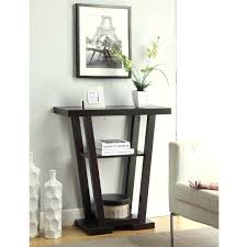 Foyer Accent Table Half Accent Table Brilliant Half Circle Entry Table With