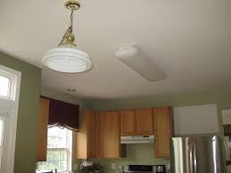 kitchen fluorescent ceiling light fixture about ceiling tile