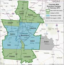 Metro North Maps by Boundary Change Boosts Charlotte Metro Population Plancharlotte Org