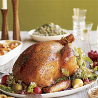 herb roasted turkey with wild herb roasted turkey with pan gravy turkey recipes