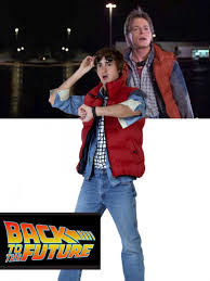 Marty Mcfly Halloween Costume Minute Halloween Costume Ideas Lifestyle