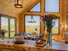new grandeur view cabin in aska adventure a vrbo