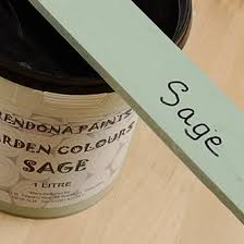 exterior paint for outdoor furniture shed and fence sage colour
