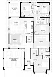 small house plans under 1000 sq ft four bedroom ranch one story