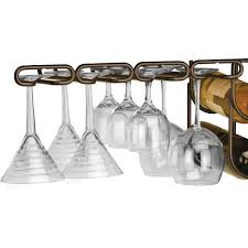 enchanting commercial hanging wine glass rack contemporary best
