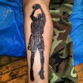 my jordan tattoo michael jordan u0027s last shot as a bull jordan