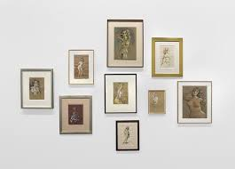 currin exhibition andrea gallery