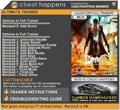 dmc devil may cry trainer 14 patch 08 20 2017 cheathappens