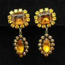 clip on earrings accessorize michael negrin peacock clip on earrings accessorize me