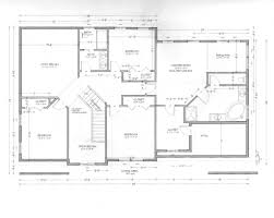 Split Floor Plan House Plans by Decor Ranch House Plans With Walkout Basement Raised Ranch