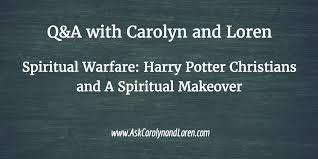 spiritual warfare harry potter christians and a spiritual