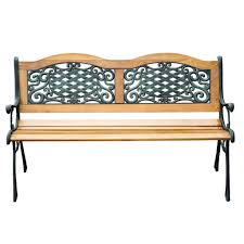 cast iron wood bench stock photos picture on appealing cast iron