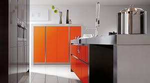 Orange Kitchen Cabinets Orange Kitchens