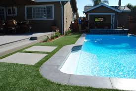 quality synthetic grass systems can make outdoor spaces less slippery