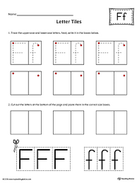 letter f tracing and writing letter tiles myteachingstation com