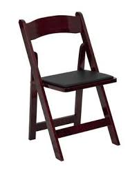 folding chair cover rentals padded folding chair