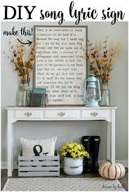 Home Entryway Decorating Ideas 28 Welcoming Fall Inspired Entryway Decorating Ideas