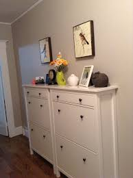 Ikea Entryway Cabinet Furniture Light Wood Mudroom Lockers Ikea With Pretty Knobs For
